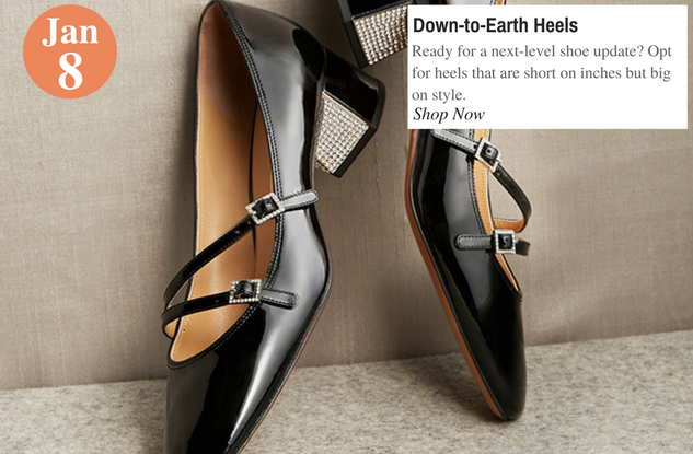 Down-to-Earth Heels