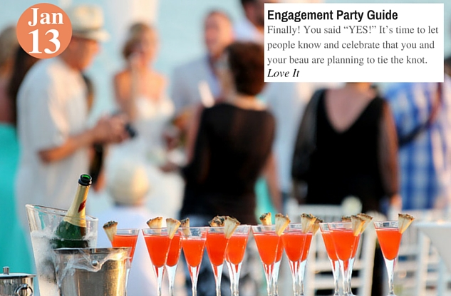 Engagement Party Guide