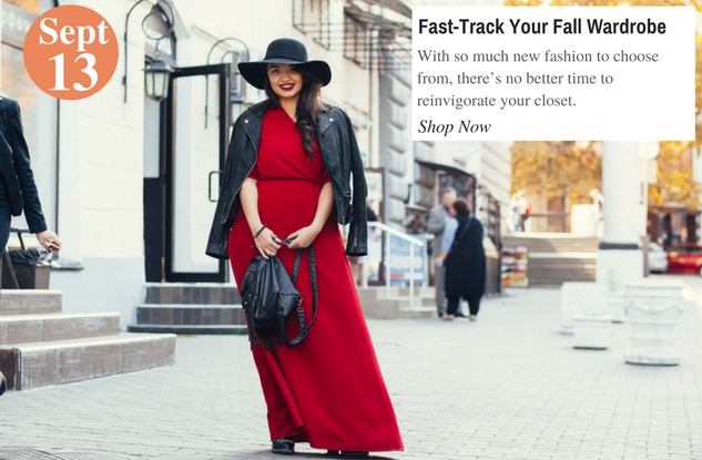 Fast-Track Your Fall Wardrobe
