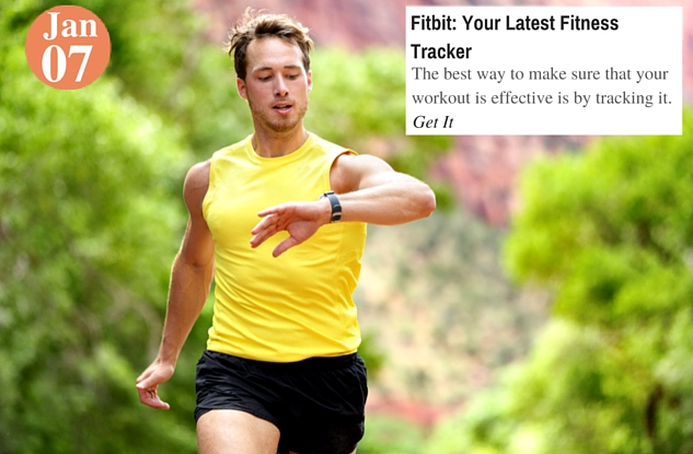 Fitbit- Your Latest Fitness Tracker