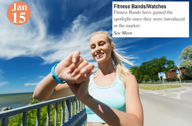 Fitness Bands-Watches
