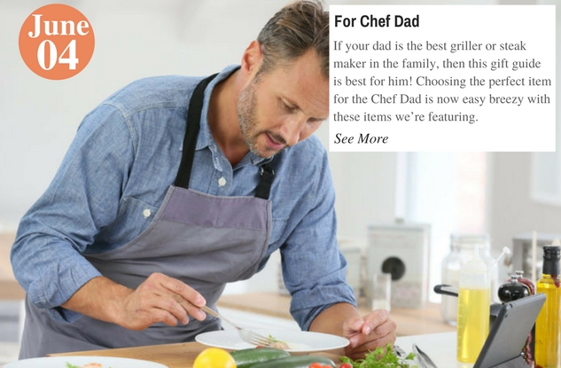 For Chef Dad