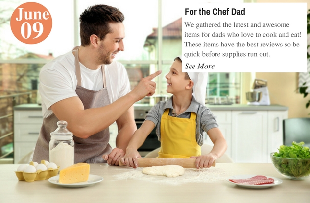 For the Chef Dad