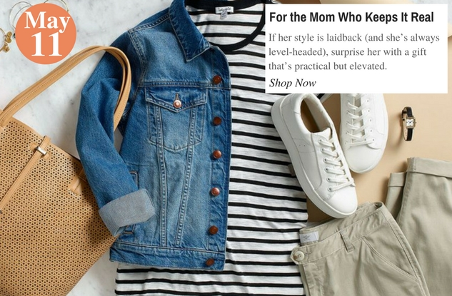 For the Mom Who Keeps It Real