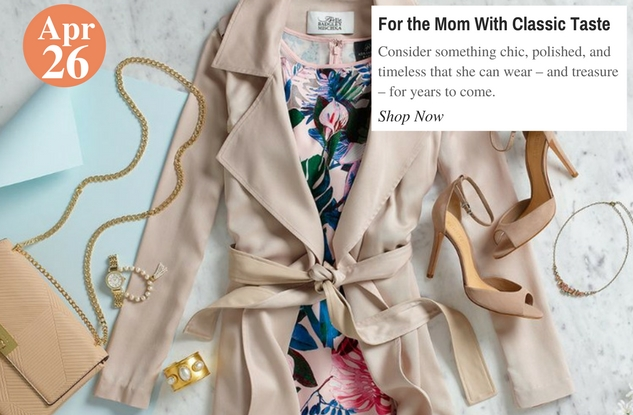 For the Mom With Classic Taste