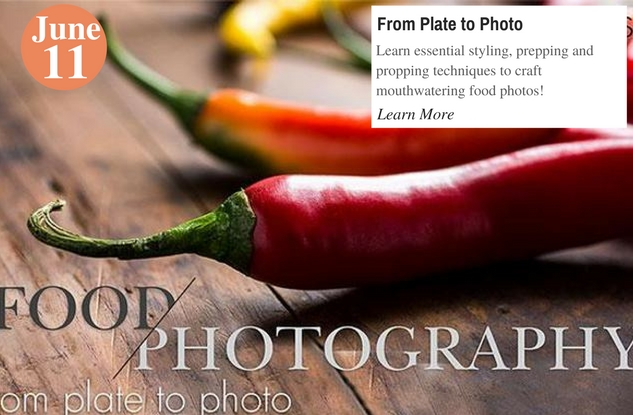 From Plate to Photo