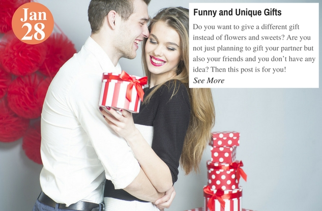 Funny and Unique Gifts