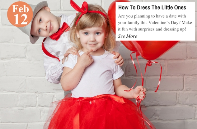How To Dress The Little Ones