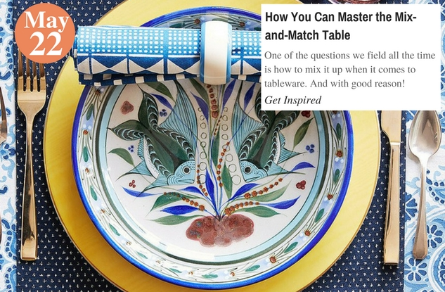 How You Can Master the Mix-and-Match Table