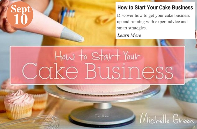 How to Start Your Cake Business