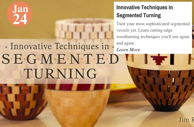 Innovative Techniques in Segmented Turning