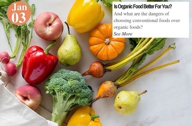 Is Organic Food Better For You-