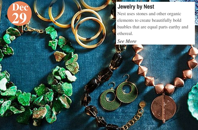 Jewelry by Nest