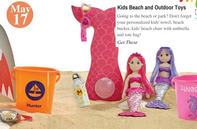 Kids Beach and Outdoor Toys