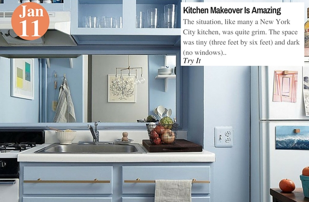 Kitchen Makeover Is Amazing