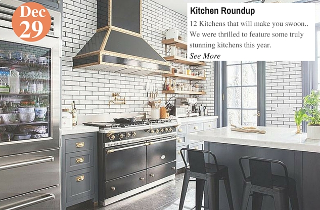 Kitchen Roundup