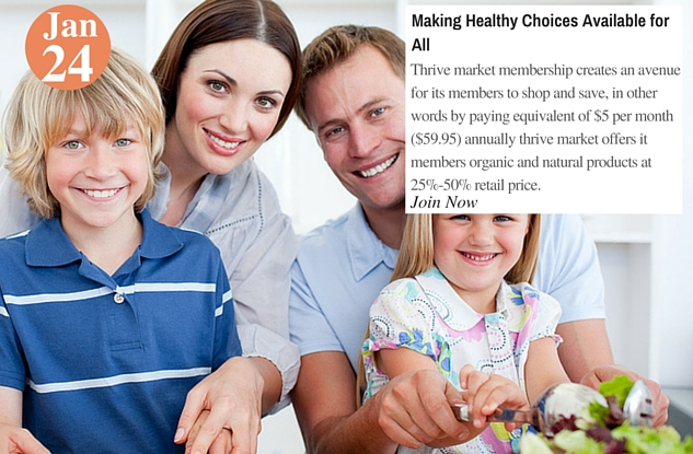 Making Healthy Choices Available for All