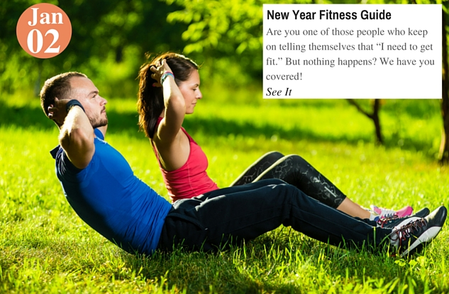 New Year Fitness Guide