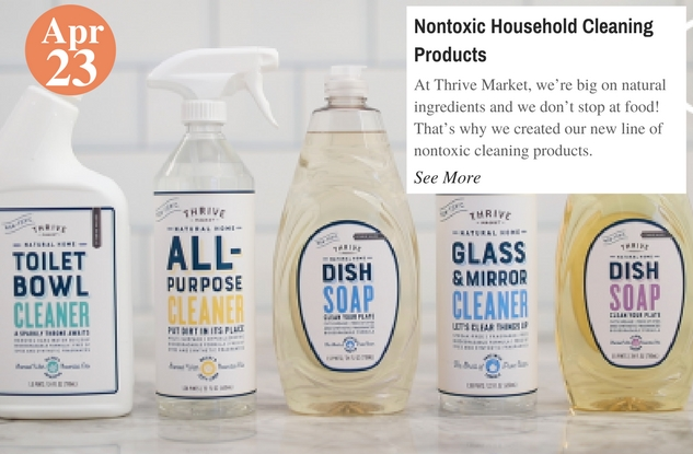 Nontoxic Household Cleaning Products
