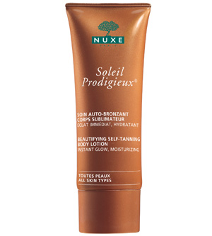 Nuxe - Soleil Prodigieux® Beautifying Self-Tanning Body Lotion