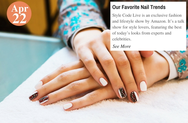 Our Favorite Nail Trends