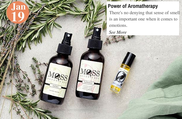 Power of Aromatherapy