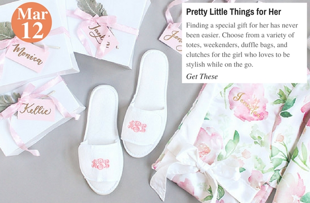 Pretty Little Things for Her