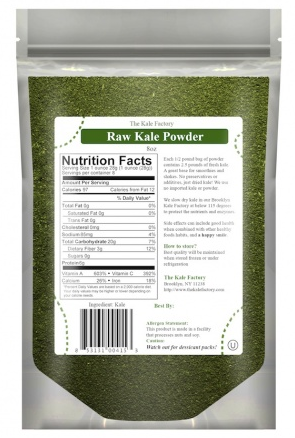 Raw Kale Powder