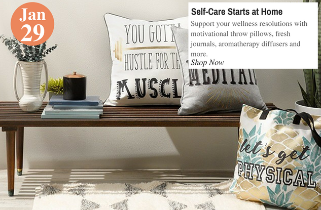 Self-Care Starts at Home
