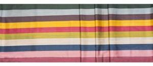 Silk Ikat Runner, Stripes