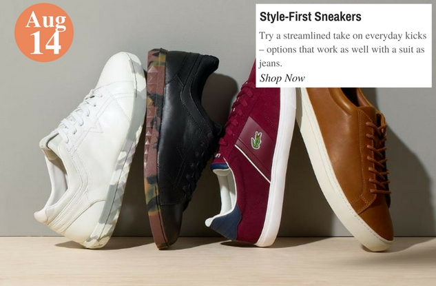 Style-First Sneakers