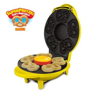 Super Pretzel Soft Maker