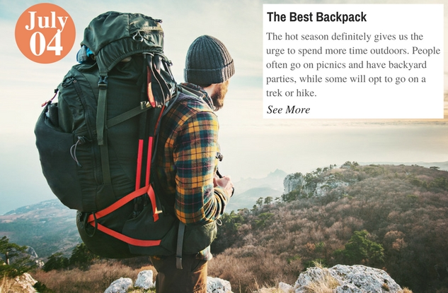 The Best Backpack