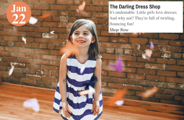 The Darling Dress Shop