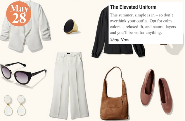 The Elevated Uniform