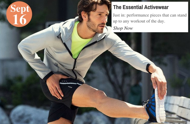 The Essential Activewear