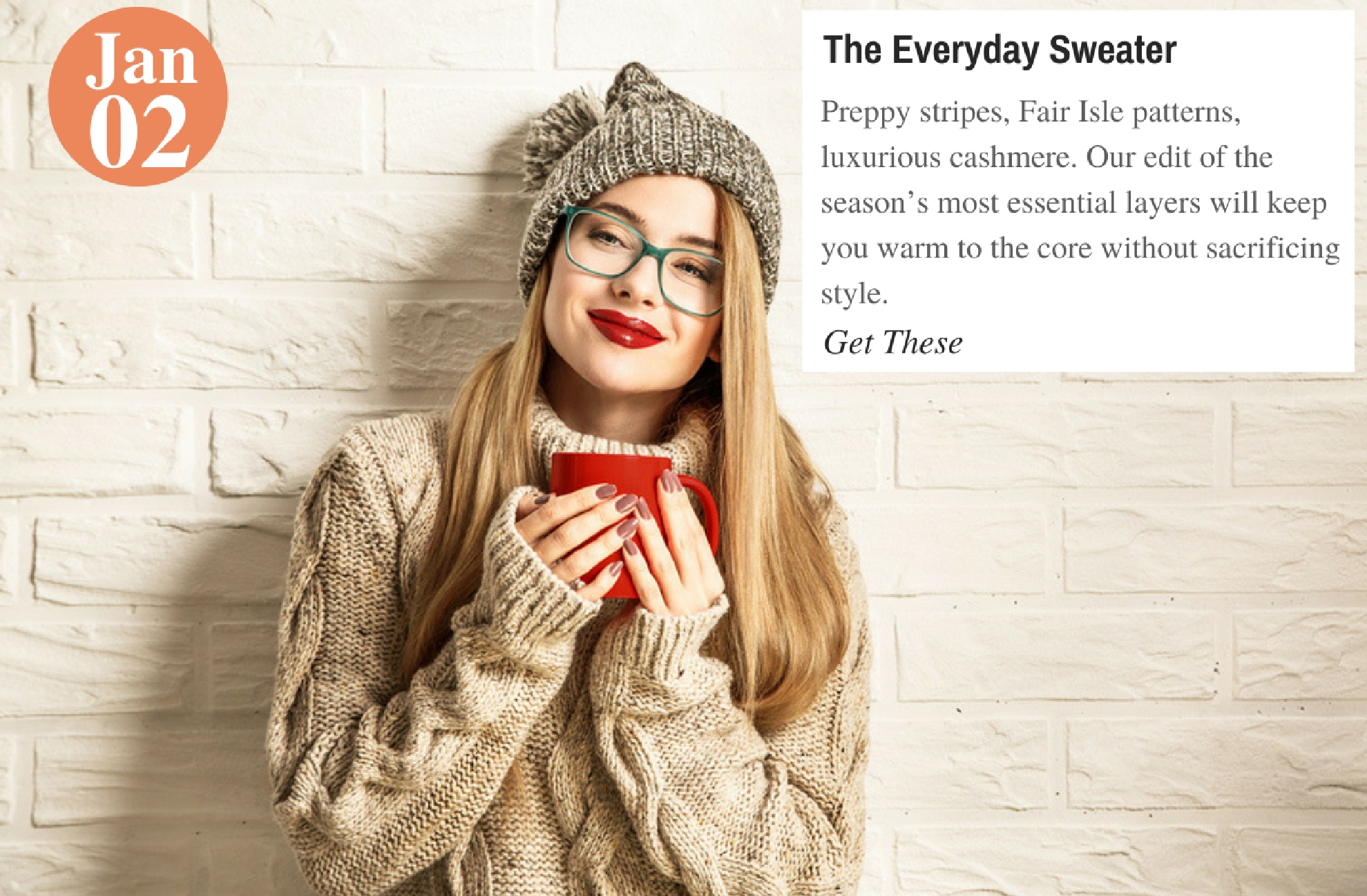 The Everyday Sweater