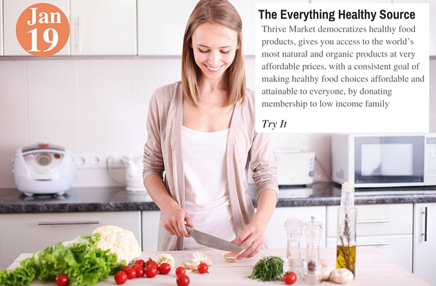 The Everything Healthy Source