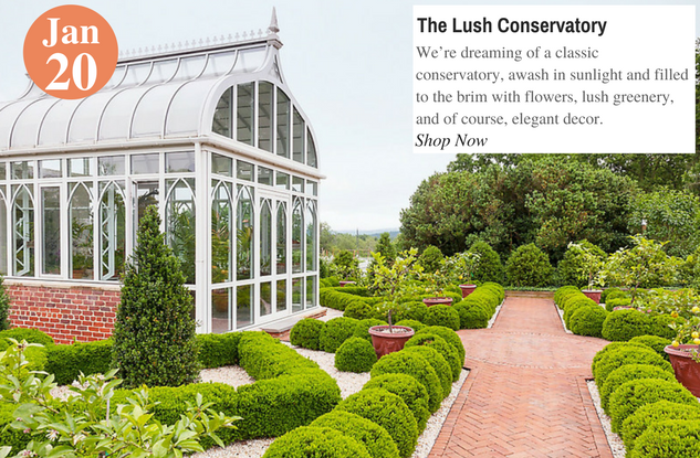 The Lush Conservatory