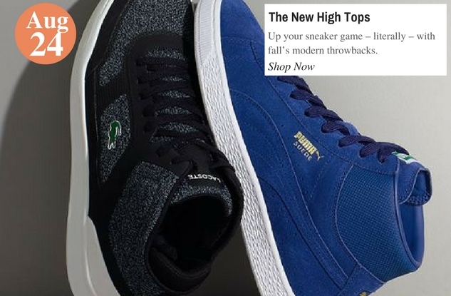 The New High Tops