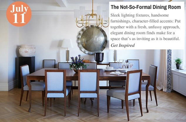 The Not-So-Formal Dining Room