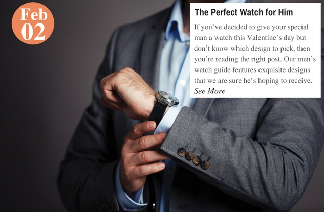 The Perfect Watch for Him