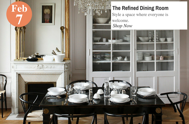 The Refined Dining Room