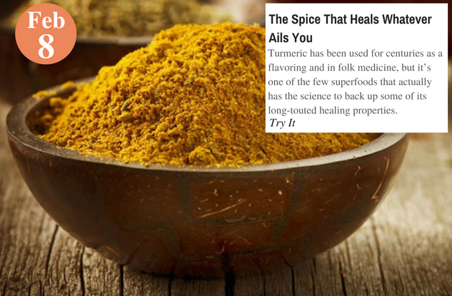 The Spice That Heals Whatever Ails You
