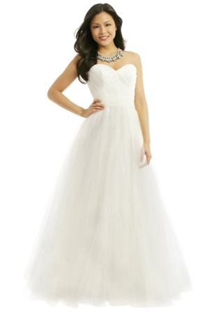 Theia Say I Do Tulle Gown