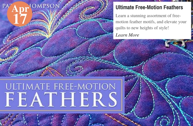 Ultimate Free-Motion Feathers
