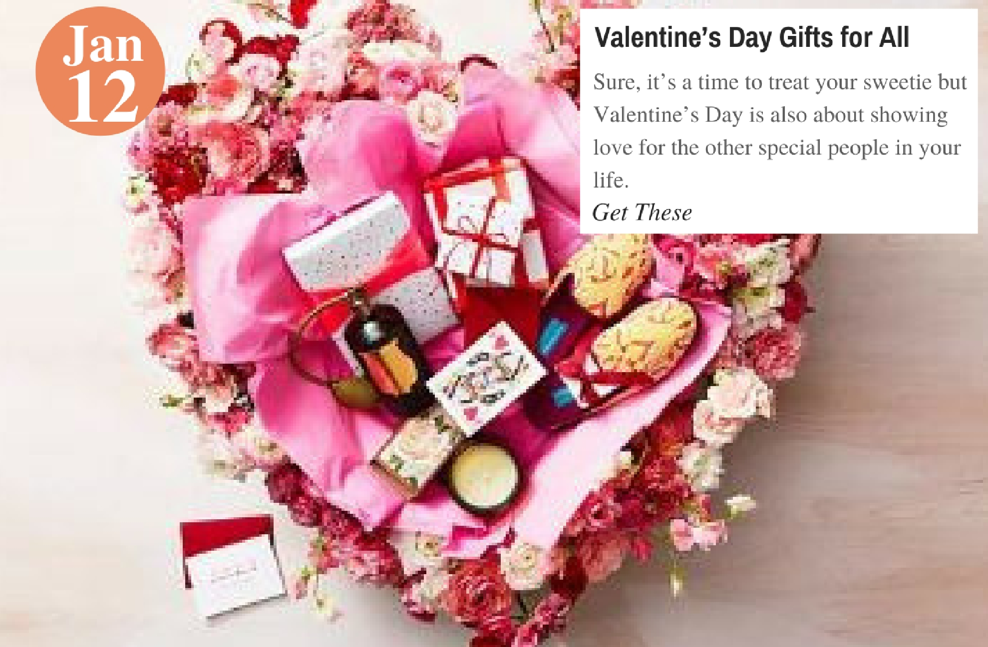 Valentine's Day Gifts for All