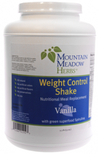 WEIGHT CONTROL MEAL REPLACEMENT SHAKE