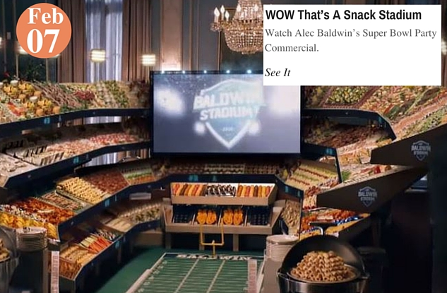 WOW That's A Snack Stadium