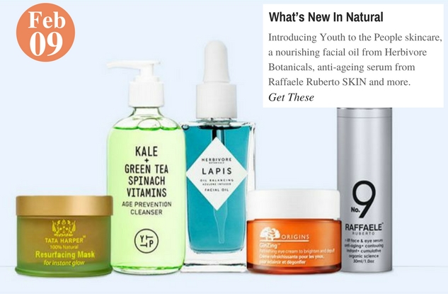 What's New In Natural